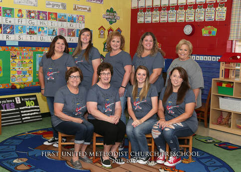 First United Methodist Church Pre-School