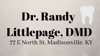Madisonville Dr. Randy Littlepage dental office