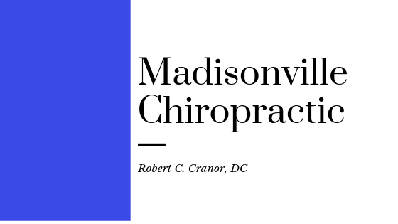 madisonville chiropractic center