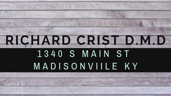 Madisonville  Richard Crist dental office