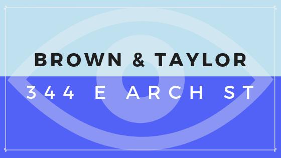 Madisonville Brown and Taylor eye care center